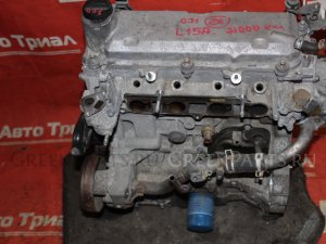 Двигатель на Honda Mobilio Spike GK1 L15A