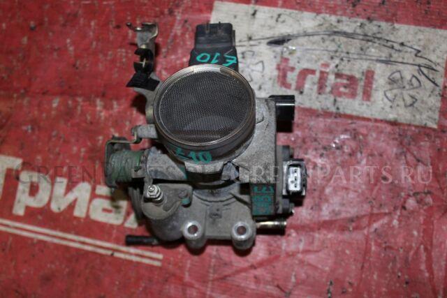 Дроссельная заслонка на Nissan March HK11 CG13DE