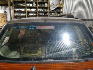 Стекло задней двери на Mitsubishi Chariot N43W, N43W-0010237 4G63