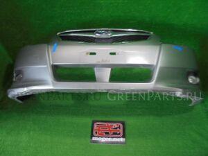 Бампер на Subaru Legacy BM9 EJ255