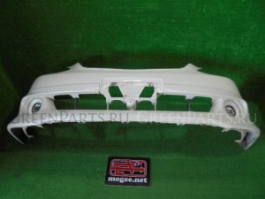 Бампер на Toyota Caldina AZT241W 1AZ-FSE