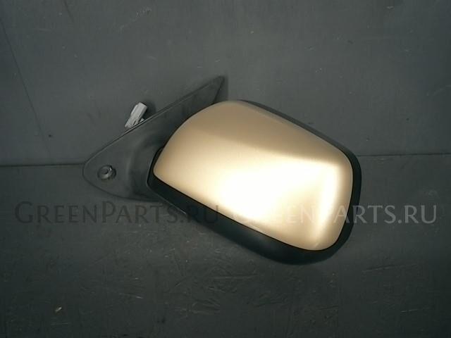 Зеркало двери боковой на Toyota Porte NNP10 2NZ-FE