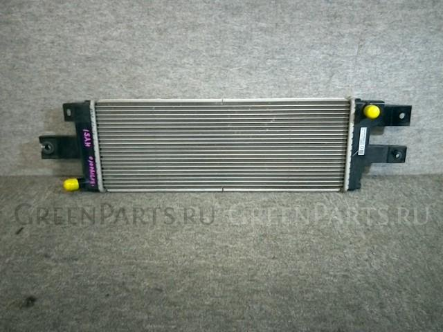 Радиатор двигателя на Nissan Fuga HY51 VQ35HR