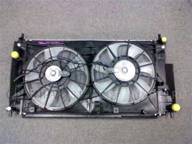 Радиатор двигателя на Nissan Lafesta CWFFWN PEVPS