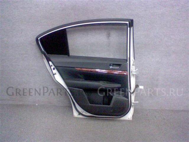 Дверь боковая на Subaru Legacy BM9 EJ253