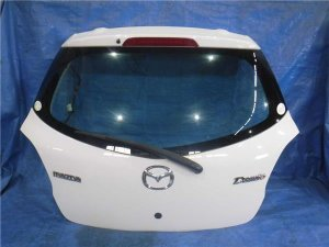 Дверь задняя на Mazda Demio DE3FS ZJVE