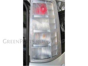 Стоп на Toyota Sienta NCP81G 1NZ-FE