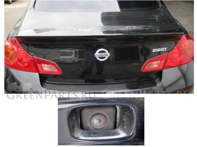 Крышка багажника на Nissan Skyline V36 VQ25HR