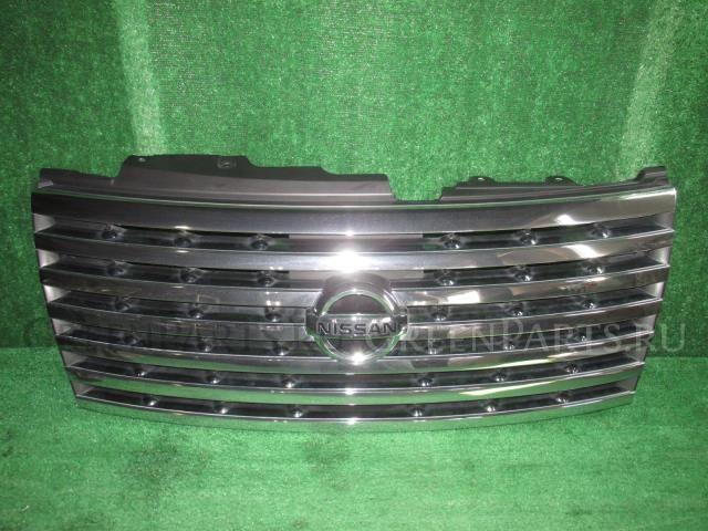 Решетка радиатора на Nissan Elgrand ME51 VQ25DE