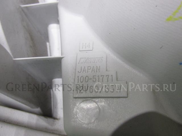Фара на Daihatsu Hijet S320V EF-VE 108-51771
