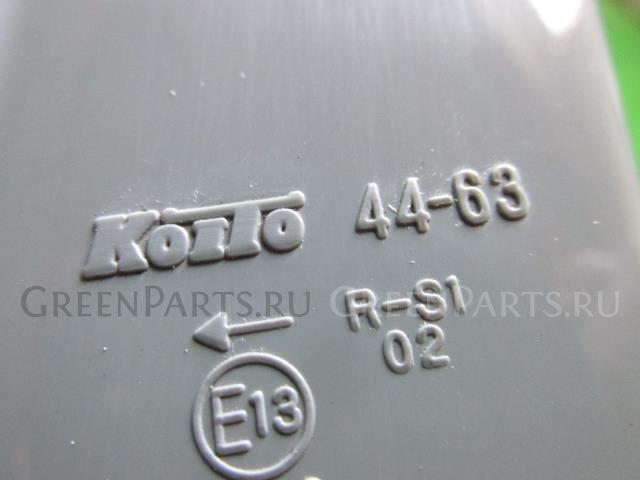 Стоп на Toyota Isis ANM15W 1AZ-FSE 44-63