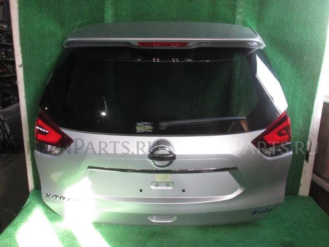 Дверь задняя на Nissan X-Trail HNT32 MR20DD