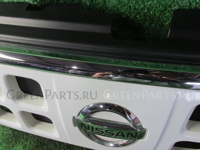 Решетка радиатора на Nissan Otti H92W 3G83