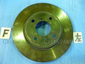 Тормозной диск на Suzuki Swift ZC72S K12B