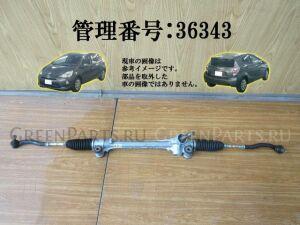 Рулевая рейка на Toyota Aqua NHP10 1NZ-FXE