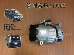 Компрессор кондиционера на Nissan Serena HFC26 MR20DD