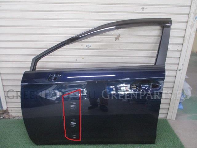 Дверь боковая на Subaru Impreza GK2 FB16A
