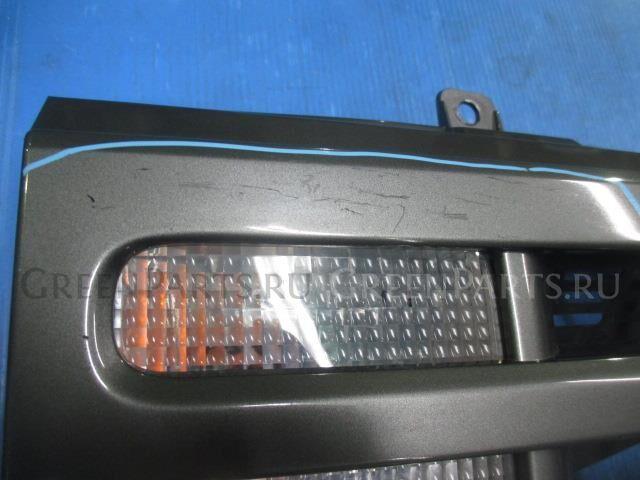 Решетка радиатора на Nissan Cube BGZ11 CR14DE