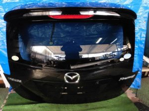 Дверь задняя на Mazda Premacy CREW LF-VD