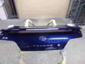 Крышка багажника на Toyota Sprinter Trueno AE111 4A-FE