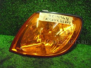 Поворотник к фаре на Toyota Corolla Spacio AE111N 4A-FE 13-51