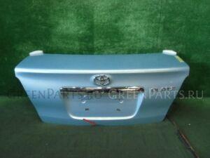 Крышка багажника на Toyota Platz SCP11 1SZ-FE