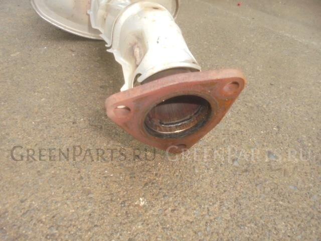 Глушитель на Honda Edix BE3 K20A