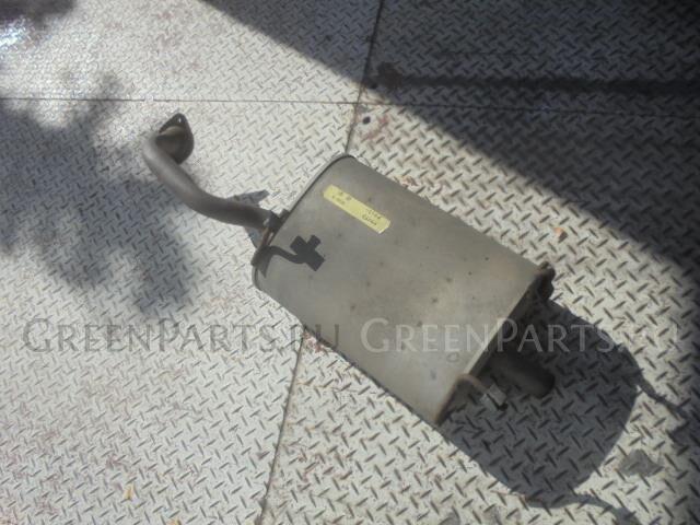 Глушитель на Nissan Primera TP12 QR20DE