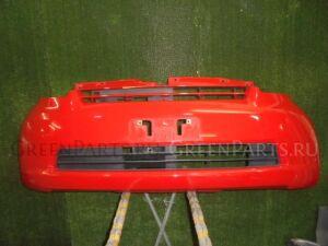 Бампер на Toyota Passo QNC10 K3-VE