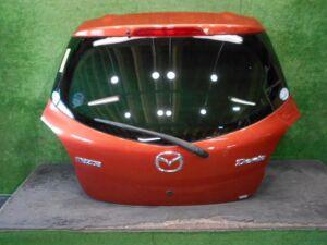 Дверь задняя на Mazda Demio DE3FS ZJ-VEM