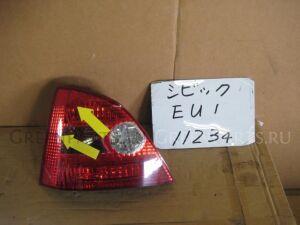 Стоп на Honda Civic EU1 D15B