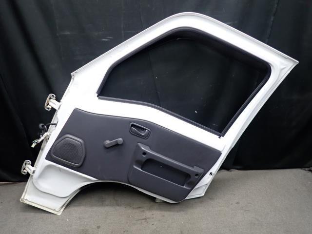Дверь боковая на Subaru Sambar TT2 EN07F