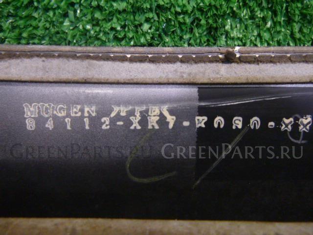 Спойлер на Honda Fit GD3 L15A