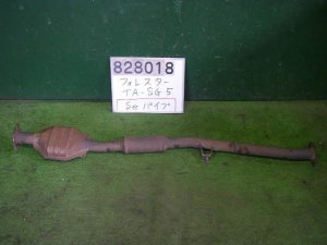 Глушитель на Subaru Forester SG5 EJ202DXSAE