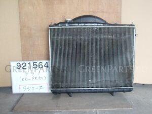 Радиатор двигателя на Nissan Terrano PR50 TD27ETi