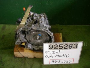 Кпп автоматическая на Toyota Duet M101A K3-VE