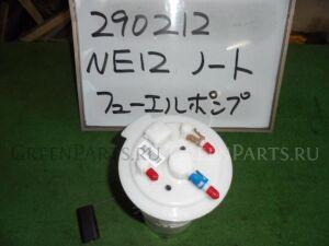 Бензонасос на Nissan Note NE12 HR12DE