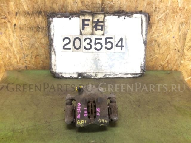 Суппорт на Honda Fit GD1 L13A