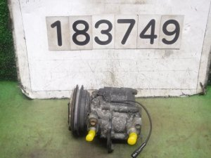 Компрессор кондиционера на Mazda AZ-OFFROAD JM23W K6AT