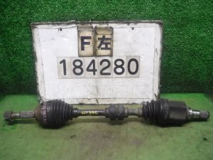 Привод на Nissan Tiida Latio SC11 HR15DE