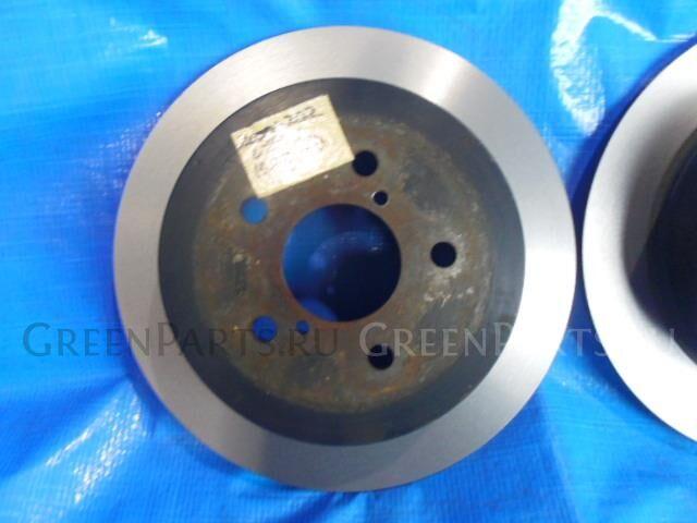 Тормозной диск на Subaru Legacy BP5 EJ204DPBJE