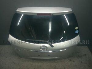 Дверь задняя на Toyota Vitz NSP130 1NR-FKE