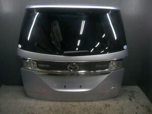 Дверь задняя на Mazda Biante CCEAW LF-VD