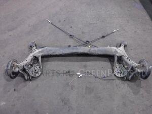 Балка подвески на Honda Fit GE6 L13A