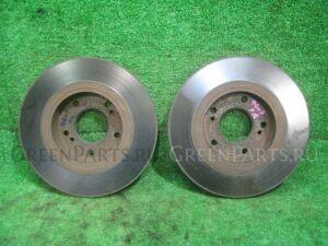 Тормозной диск на Nissan Avenir W11 QG18DE