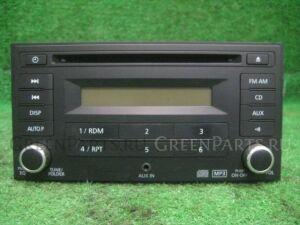 Автомагнитофон на Nissan March K13 HR12DE