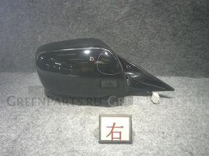 Зеркало двери боковой на Toyota Crown GRS180 4GR-FSE