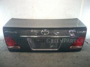 Крышка багажника на Toyota Crown GRS184 2GR-FSE