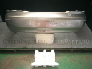 Бампер на Nissan Bluebird Sylphy TG10 QR20DD