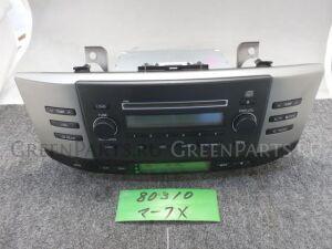 Автомагнитофон на Toyota Mark X GRX121 3GR-FSE